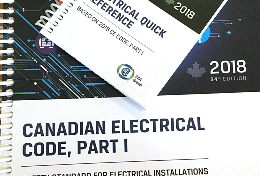 NEW 2018 Canadian Electrical Code - cochrane electrical